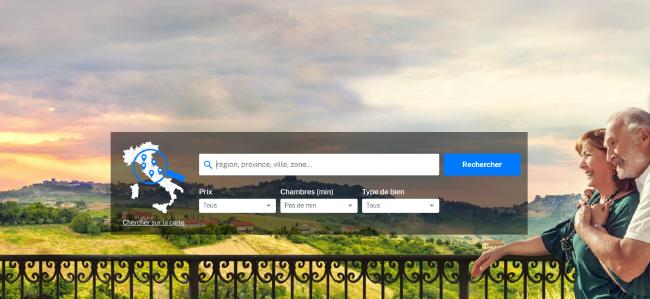 Comment effectuer une recherche immobilière sur Gate-away.com