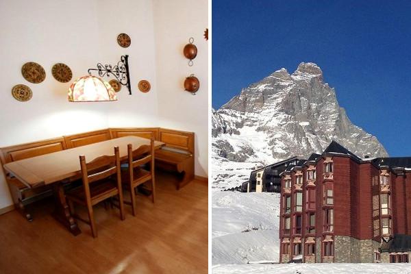 Joli appartement dans une position pratique - Cervinia, Val d'Aoste