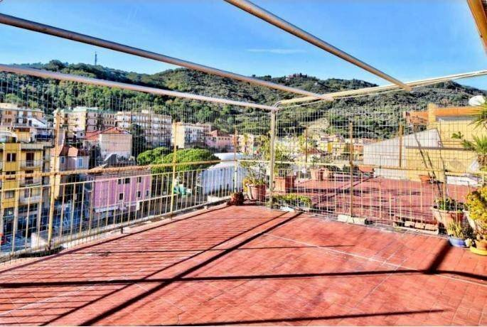 Appartement avec terrasse panoramique - Finale Ligure, Ligurie