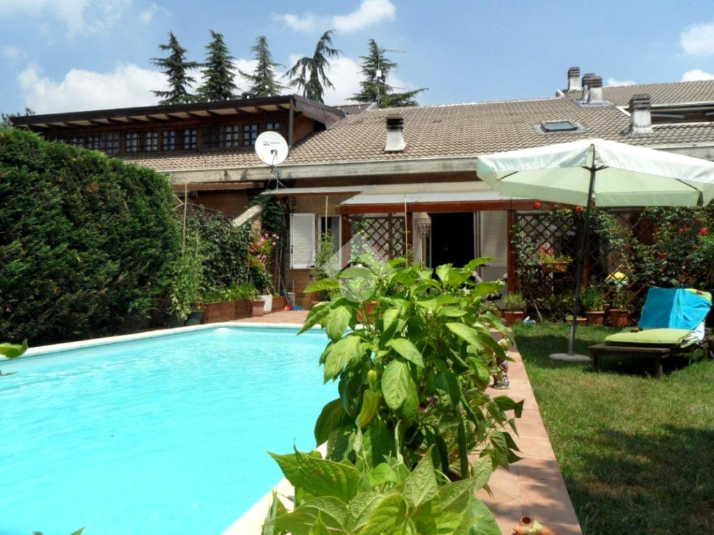 5.Maison lumineuse avec piscine - Pasturana, Piémont