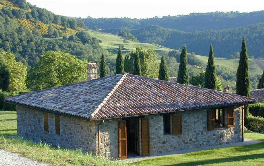 Merveilleuse maison en pierre - Todi, Ombrie